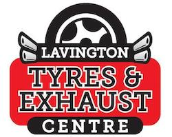 Lavington Tyre and Exhaust Centre Logo